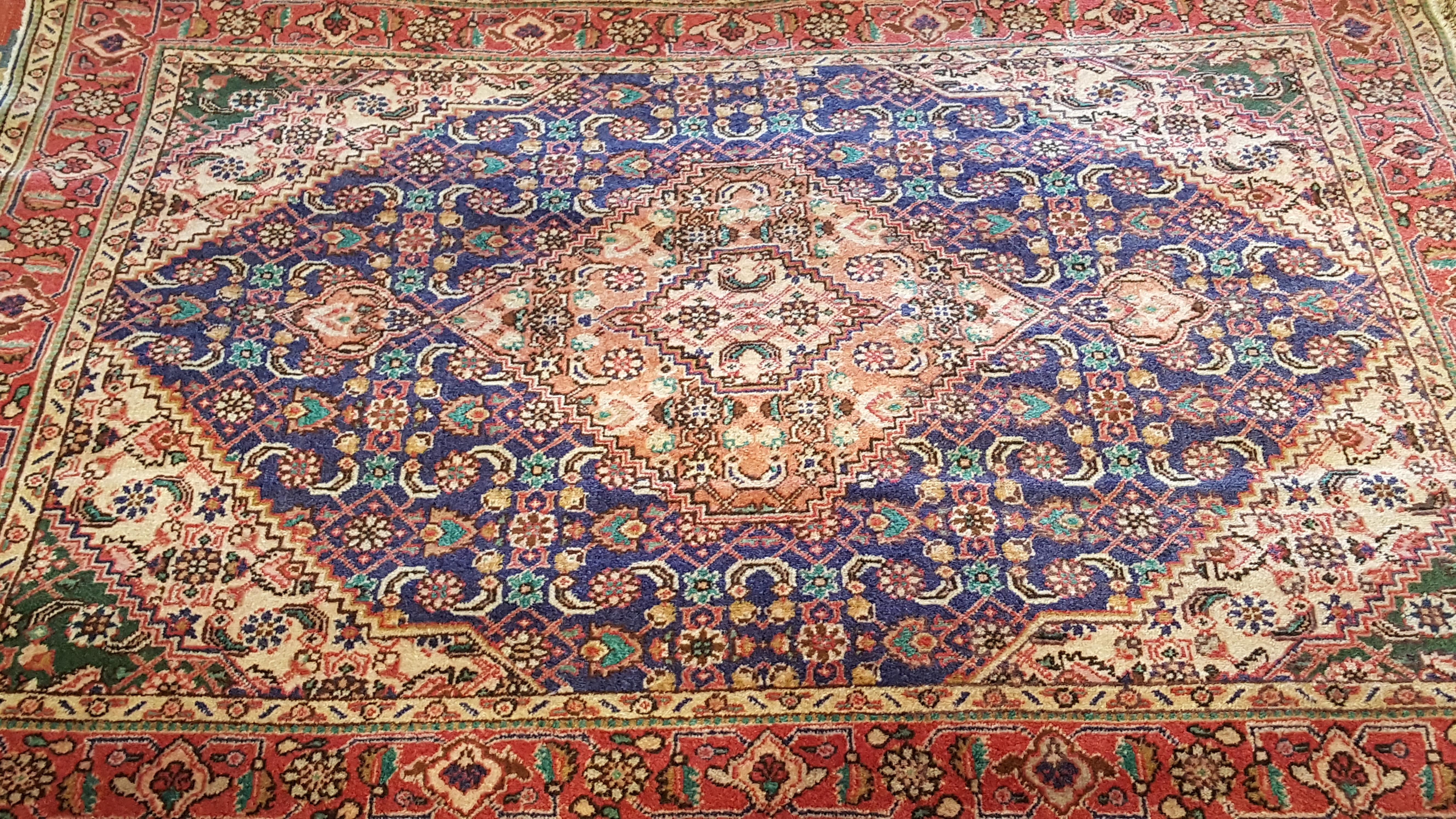 Reinigen Perzisch Tapijt : Tabriz perzisch tapijt simatapijten